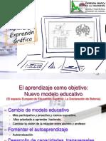 Presentacion Expresion Grafica 1º Gim 17-18