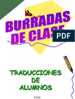 2254122 Burradas de Clase