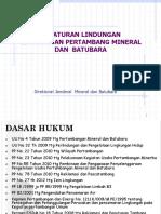 (CAIT AGT 2013) Peraturan Lingkungan