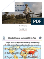 Building Asia Network for Climate Change Response