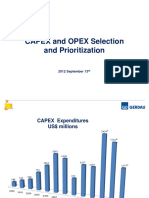 6.2 - CAPEX and OPEX Selection and Prioritization Engl v5