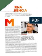 "PATRICE RATTI E O NOVO RENAULT MÉGANE R.S. NA ""TURBO"""