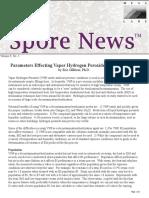 Spore News Vol 9 No3