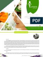 Catálogo FLORIAN'S aromaterapia 2017