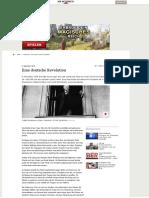 9. November 1918_ Eine Deutsche Revolution - Politik - Tagesspiegel