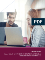 BIE Prospective Students Brochure