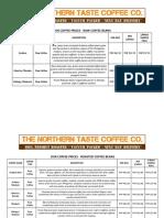 The Northern Taste Coffee Co. Price List.pdf