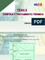 Cinemática y tratamientos térmicos