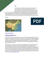 Nasionalisme Cina Sejarah