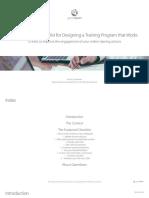 White Paper Training Mag