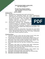 Rencana Program Pembelajaran (Rpp) Fiks