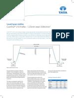 Com Flor 210 Data Sheet