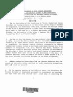 Bangladesh-Myanmar Joint Statement regarding Rohingya repatriation in 1992