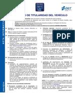 01 Cambio Titularidad Vehiculo