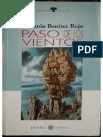 Paso de Los Vientos, Antonio Benítez Rojo
