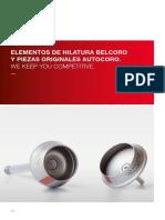 Brochure CS Autocoro Original Parts E ES