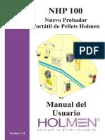Holmen Nhp100 Manual Ver 13 Concereal Es