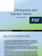 2. Command Prompt