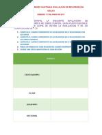 Evaluacion de Recuperación Guistinianni.ciclo 5