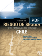 FAO Odepa Sequia 2010