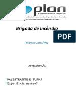 Palestra - Incêndio PDF