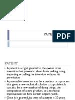Ethics - Patent Law