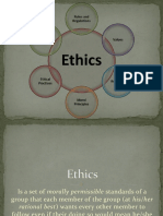 Ethics Lecture