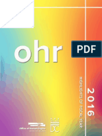 OHR Annual Report 2016_FINAL_092017