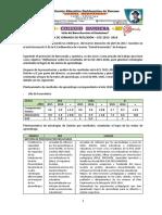 Acta de Jornada de Reflexion Ece 2012 2015 18 Marzo 2016