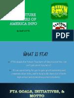 fta info
