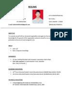 Balvinder CV