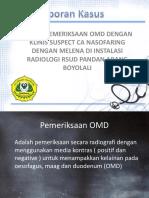 PPT OMD
