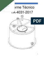 Tanque 4031
