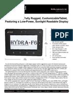 Hydra-F6™
