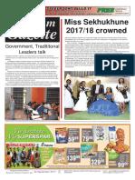 Platinum Gazette 22 September 2017