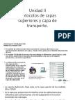 Unidad i i Protocol Os Fund Redes