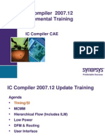 2007 12 ICC Incremental Training