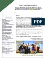 Boletín Informativo SOCEMI - 2017-1