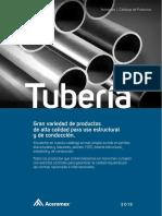 Catalogo 2015 Tuberia Aceromex