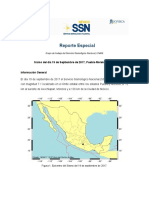 Terremoto México 19 sept 2017