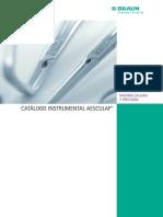 Catlogo Instrumental Aesculap