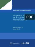 Educacion ROSARIO EducarCiudades Fattore