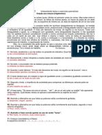 Gabarito  Interpretando textos e exercícios gramaticais.docx