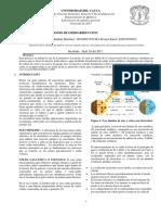 Informe 7 Reacciones de Oxido Reduccion