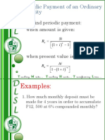_9 Periodic Payment of an Ordinary Annuity