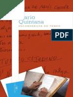 Esconderijos Do Tempo - Mario Quintana