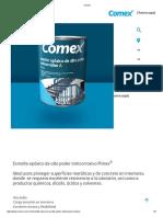 Comex- Primer Anticorrosivo