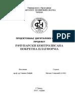 Projekat P20 PDS