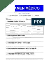 Examen Medico 1