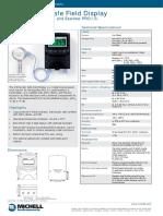 Is Field Display 97320 UK Datasheet-V1(1)
